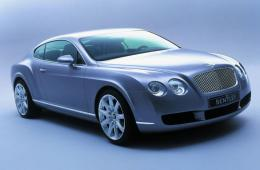 BENTLEY CONTINENTAL купе (3W_)