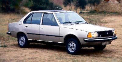 RENAULT 18 Variable (135_)