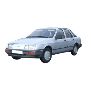 FORD SIERRA (GBG, GB4)