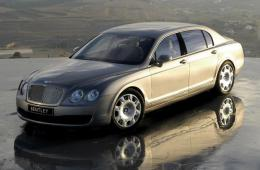 BENTLEY CONTINENTAL FLYING SPUR (3W_)