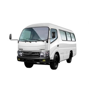 TOYOTA DYNA автобус (LY1_, _H8_)