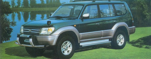 TOYOTA LAND CRUISER (_J4_, _J5_)