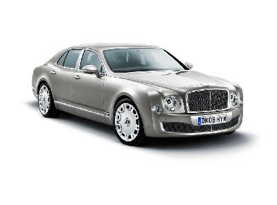 BENTLEY MULSANNE (3Y_)