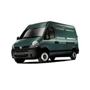 NISSAN INTERSTAR c бортовой платформой/ходовая часть
