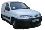 Citroen Berlingo фургон 1996 - 2012