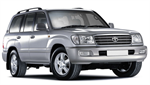 Toyota Land Cruiser VI 1998 - 2007